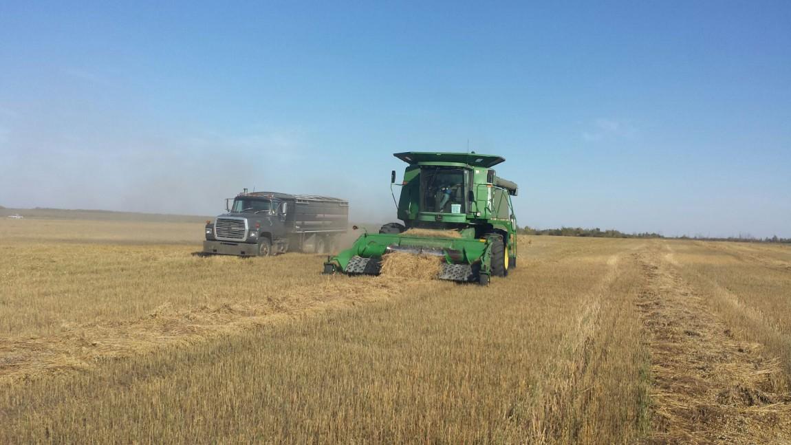 Prairie Organics: Think Whole Farm Conference