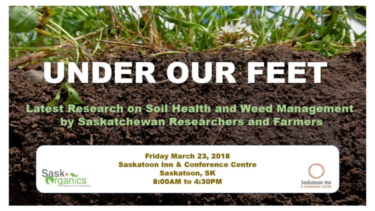 Under Our Feet-The Latest Research on Soil Health and Weed Management