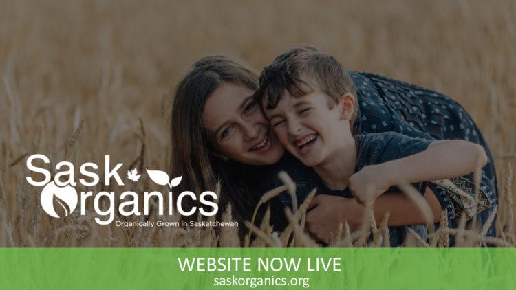 SaskOrganics Website Now Live!