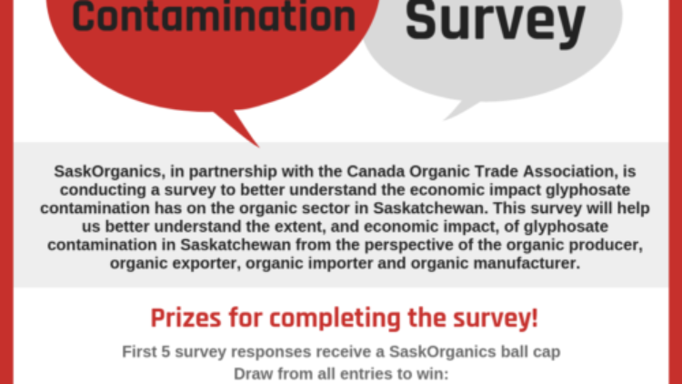 Glyphosate Contamination Survey